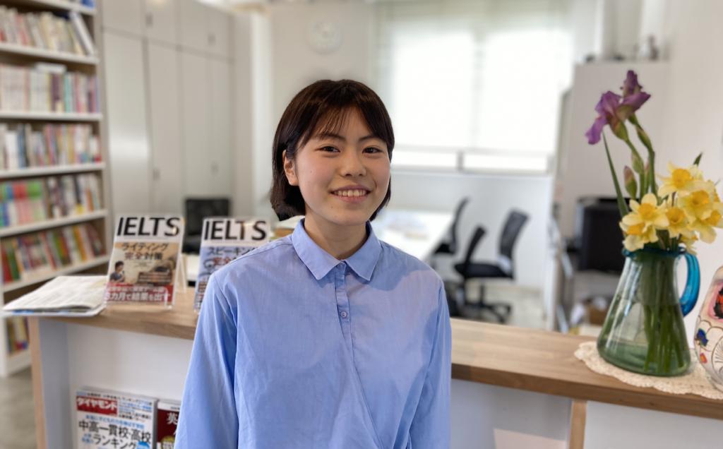 英語検定準1級合格!村松和香さんインタビュー