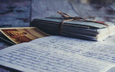 ご見学者からの手紙