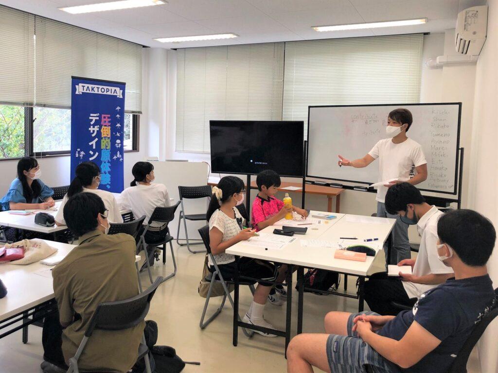 嶋津の英語ワークショップ&講演を山梨で開催!