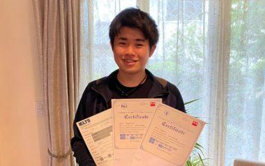 英検準1級合格&IELTS Speaking 7.5!悔しさをバネに英語力を向上させた早川諄さんの勉強法とは?